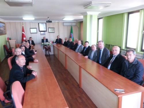 Rize Ziraat Odası Meclis Toplantısı